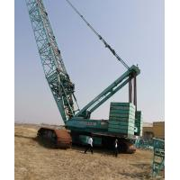 Quality Kobelco Green Construction Machines 550 Ton Used Crawler Crane 2008 Year for sale
