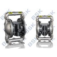 Quality Membrane Sanitary Diaphragm Pump , 2 Inch Diaphragm Pump One Year Warranty for sale