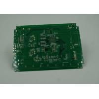 Quality 4 Layer PCB Board Fabrication with IC BGA Gold Finish FR4 Board for sale