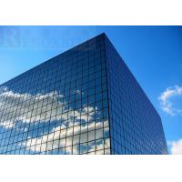 Buy Flat Aluminum Panel For Construction/Curtain Wall/Facade System at wholesale prices