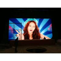 HD P3 Indoor LED Video Wall Advertising Screen High Brightness 3-15m Viewing Distance for sale