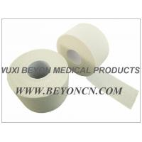 Buy cheap Cotton Fabric Sports Strapping Tape With Hot Melt Adhesive Latex Free For from wholesalers