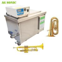 Buy cheap Customized Musical Instrument Ultrasonic Cleaner 40khz without Damage from wholesalers