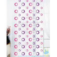 Quality CU76 Colorful Modern Wholesale Fabric Curtain for sale