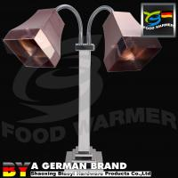 Quality Extra Thick  Food Warmer Lamp Stainless Steel Structure Material For Dish Preparation for sale