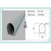 Quality Customized Anodic Oxidation 6063 Aluminium Extrude Profile for Door / Window for sale