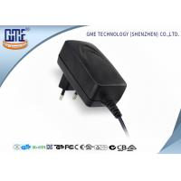 Quality 100-240V 50Hz / 60Hz 12V 1.25A 12v Power Adapter Wall Mount With EMC / ROHS for sale