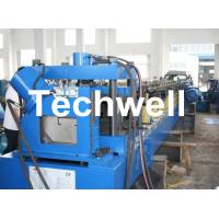 Buy Single Side Auto Adjustable C Purlin Cold Roll Forming Machine TW-C300 at wholesale prices