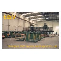 Quality 30mm Copper Rod Upward Casting Machine 350 Kwh/Ton With Automatic Coiling for sale