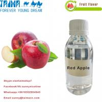 Buy High Concentrated Red Apple Flavor E Liquid Nicotine Tobacco Flavor at wholesale prices