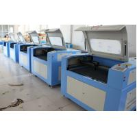 Quality Portable Laser Cutting Machine With Electric Up And Down Table For Wood / Glass for sale