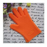 Quality silicone insulation mitts ,silicone anti scald kitchen gloves for sale