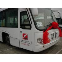 Quality Ramp Bus Euro 4 Engine 14 Seats 110 Passengers Auto Transmission High Quality for sale