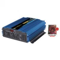 Quality 1000W DC/AC power inverter with charger for sale