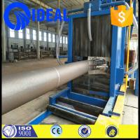 China Quality Steel Plate Rust Removal Shot Blasting Machine for Surface Cleaning and Intensifying of H Beam on sale
