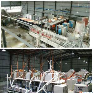 Quality Heavy Duty Kaolin Processing Plant Machinery , Kaolin Processing Production Line for sale