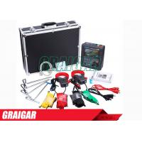 Buy ETCR3200 0.00 - 30.00kohm Double Clamp Grounding Resistance Tester / Ground Resistance Meter at wholesale prices