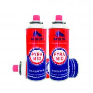 Quality Korea butane gas cartridge 250g camping for sale