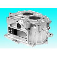 Quality ADC12 Alloy Stamping Automotive Transmission Components For GM Motor, Shot Blasting for sale
