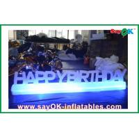 Quality Birthday Party Led Inflatable Lighting Decoration Customized for sale