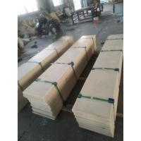 Buy cheap Best price of nylon plastic cast cutting board for chemical machinery from wholesalers