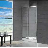 Quality Frosted Glass Enclosed Showers , Custom Bathroom Shower Cabinets for sale