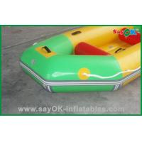 Quality 3 Person PVC Inflatable Boats Inflatable Water Toys 0.9mm PVC Tarpaulin for sale