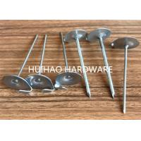 Quality 12 Gauge 14 Gauge Dia GI Insulation Anchor Pins, Stainless Steel Lacing Anchor for sale