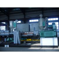 Quality ABS / HIPS Co - Extrusion Plastic Sheet Machine For Forming Refrigerator Plastic Sheet Machine for sale