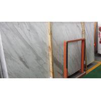 China China Oriental White Marble Statuario Bianco  Oriental White East White Marble Big Slabs for sale