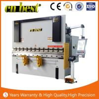 Quality cnc hydraulic press brake machine for sale for sale