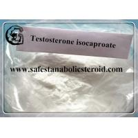 Buy cheap Legit Raw Steroid Powders Testosterone Isocaproate For Muscle Gains CAS 15262-86-9 from wholesalers