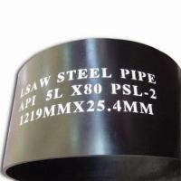 Quality Custom APL 5CT, API SPEC 5L 3PE Coated SSAW Steel Pipe For Oil Pipeline for sale