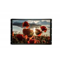 China Full Hd 24 Inch Capacitive Open Frame Display Touch Screen Monitor 300 Nits Brightness on sale