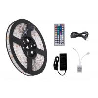 Quality Outdoor Led Tape Lights Waterproof , 5050 Led Strip Lights With Remote for sale