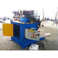 Quality Wireless Control Tilting Automatic Welding Rotary Table for Axis / Tray / Ppipe Welding for sale