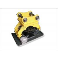 Quality Small Stone Hydraulic Plate Compactor , Hydraulic Compactors For Excavators IHI for sale