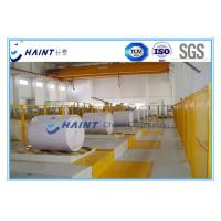 Quality Paper Industry Roll Handling Systems , Production Line Roll Handling Solutions for sale