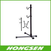 China Assembly parts bicycle hook hitching bike rack bicycle repair stand for sale