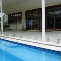 Tempered Swimming Pool Glass Fence Glass Railing Glass Balustrade For Sale 91183335