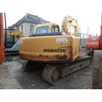 Quality Used KOMATSU PC120-6 12 ton Excavator For Sale for sale