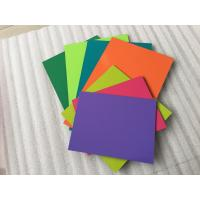 Buy High Peeling Strength ACP Aluminium Composite Panel With Chameleon Color at wholesale prices