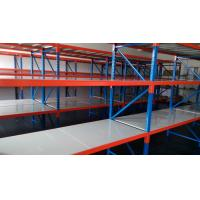 Quality Detachable Steel Medium Duty Racks , Storage Equipment For Factory And Industrial for sale