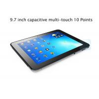 China Multi-language 1024 * 768 Google Android Tablet 9.7 With 3.5mm Earphone Jack on sale
