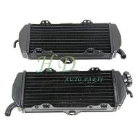 Custom Aluminium Radiators Sliver Black Replacement Radiators Ktm 620 640 660 Lc4 L H  R H