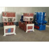 304 Stainless Steel Plastic Film Agglomerator , High Output PVC Granules Making Machine