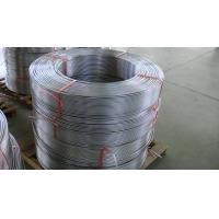 Quality Stainless Steel Coil Tubing DIN 17458 EN10216-5 TC1 1.4301 / 1.4307 / 1.4401 / 1.4404 for sale