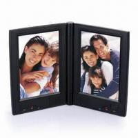 China Dual Recording Photo Frame with 10-second Recording Time on sale