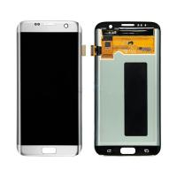 Buy Samsung Galaxy S7 edge OLED display SM-G935 Display Touch Screen For Galaxy S7 edge LCD White color at wholesale prices