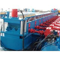 Quality Highway Guardrail Roll Forming Machine High Yield Strength Galvanized W Beam for sale
